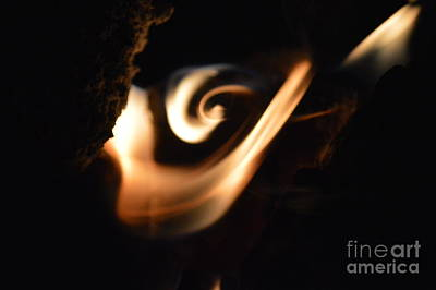 Photograph - Flame Thrower by Brian Boyle