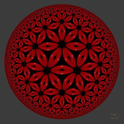 Flamenco Print by Manny Lorenzo
