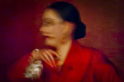 Photograph - Flamenco Series 4 by Catherine Sobredo