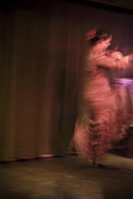 Photograph - Flamenco Series 8 by Catherine Sobredo
