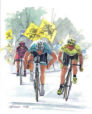 Flanders 12 Art Print by George Evans