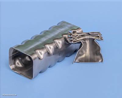Can Photograph - Flashbainite - Maximum Strength Steel - Crush Can V1 by LeeAnn McLaneGoetz McLaneGoetzStudioLLCcom
