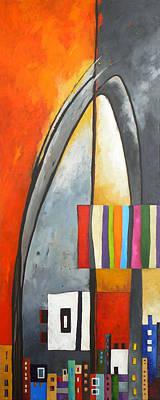 Flat Iron Original by Sylvie PERRIN