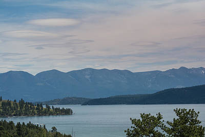 Photograph - Flathead Lake by Michael Gooch