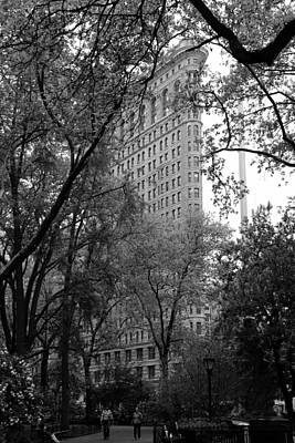 Photograph - Flatiron Building 3b by Andrew Fare