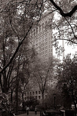 Photograph - Flatiron Building 3c by Andrew Fare