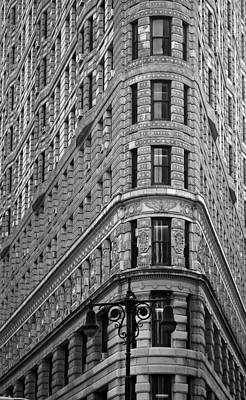 City Photograph - Flatiron Building New York by Steven Richman
