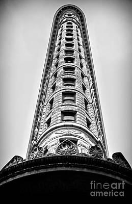 Flatiron Building - Prow Art Print by James Aiken