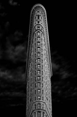 Flatiron Art Print by Jan Rauwerdink