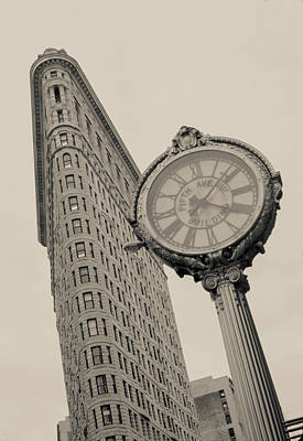 Photograph - Flatiron by Matthew Pace