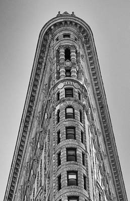 Photograph - Flatiron Upright by Chris McKenna