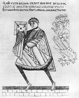 Flavius Painting - Flavius Josephus (37-c100) by Granger