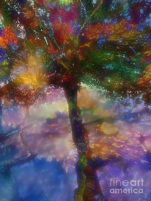 Flavours Of Autumn Art Print