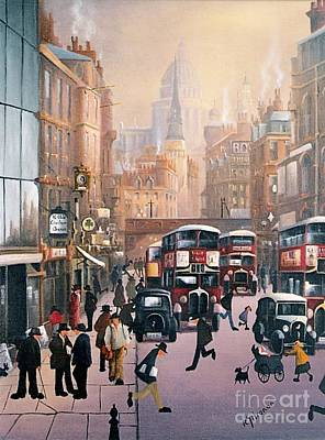 London Fleet Street Original