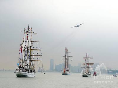 Photograph - Fleet Week N.y.c. 2012 by Ed Weidman