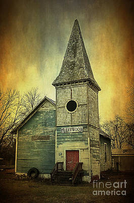 Photograph - Fleetwood Church by Terry Rowe