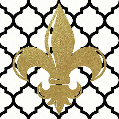 fleur de lis paintings fine art america