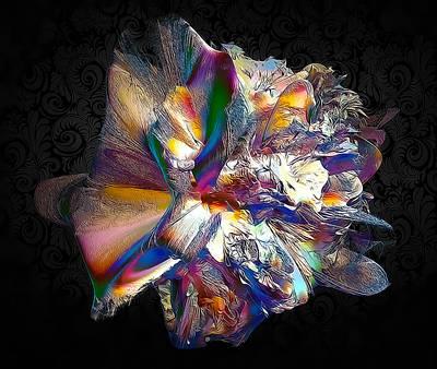 Digital Art - Fleurish by Betsy Jones