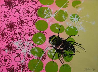 Flies Art Print by Bitten Kari