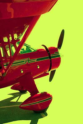 Flight 1 Art Print by Daniel Hagerman