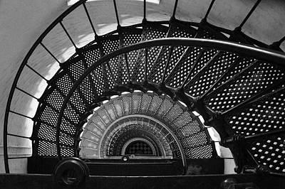 Flight Of Stairs Photograph - Flight 12 by Brandon Addis