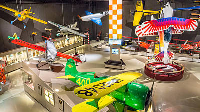 Photograph - Flight At The Museum by Bill Pevlor