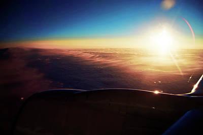 Photograph - Flight by Craig Thomas