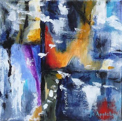 Painting - Flight by Jo Appleby