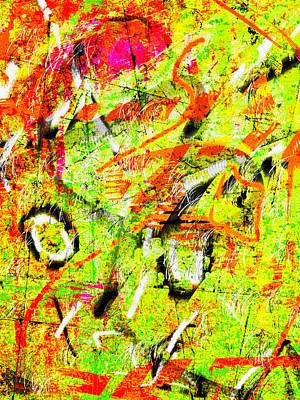 Collier Digital Art - Flight Of Fancy by Francine Collier