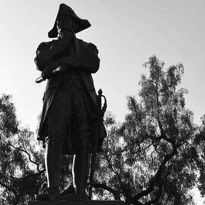 Photograph - Flinders The Navigator by Cheryl Miller