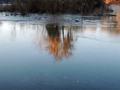Art Print featuring the photograph Flint River 21 by Kim Pate