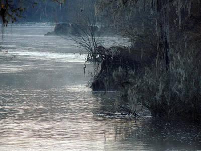 Flint River 28 Art Print