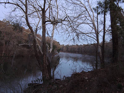 Art Print featuring the photograph Flint River 4 by Kim Pate