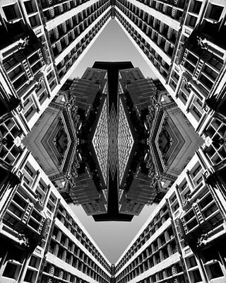 Photograph - Flip Shot Nyc No. 8 by Keith McGill