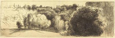 Félix Bracquemond French, 1833 - 1914 Art Print by Quint Lox