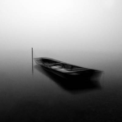 Photograph - Floating by Davorin Mance