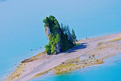 Photograph - Floating Island by Eric Tressler