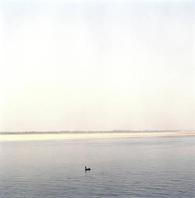 Floating On The Ganges Original