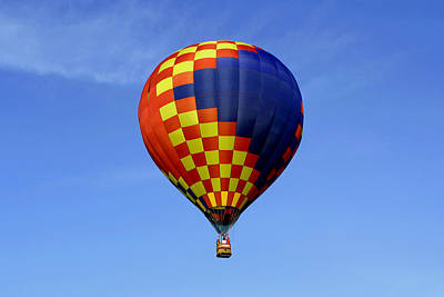 Photograph - Floating Over Hooterville by Gene Walls