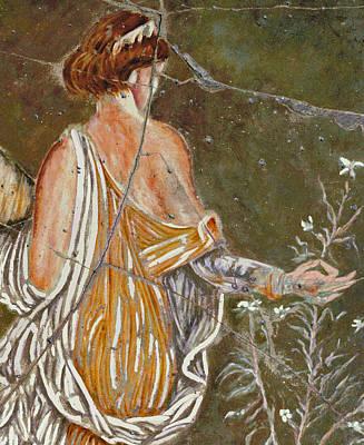 Bogdanoff Painting - Flora - Study No. 1 by Steve Bogdanoff
