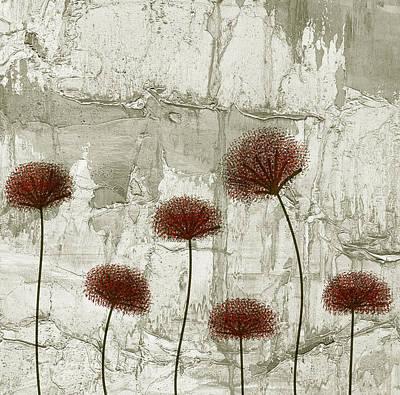 Floral Digital Art - Floral by Aged Pixel