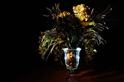Art Print featuring the photograph Floral Arrangement by David Andersen