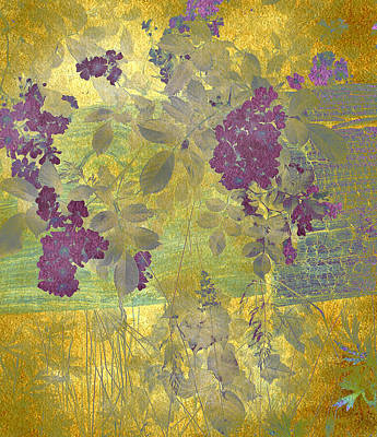 Floral Fantasy Art Print by Jessica Jenney