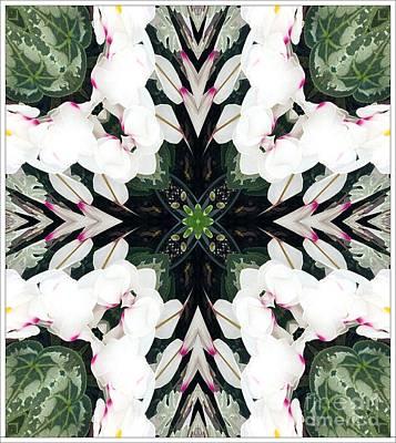 Floral Fantasy Art Print by Kathleen Struckle