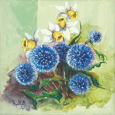 Floral II Original