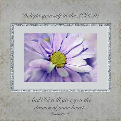 Floral Inspiration Art Print
