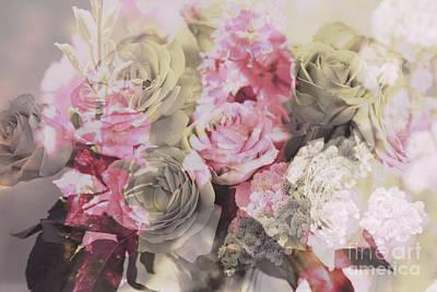 Floral Pattern Art Print by Amanda Barcon
