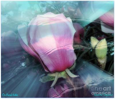 Photograph - Floral Tides by Leanne Seymour