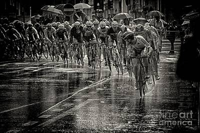 Photograph - Florence 2013 World Cycling by Nicola Fiscarelli