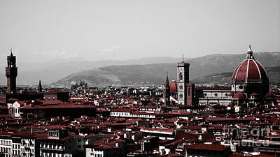 Photograph - Florence by Alison Tomich